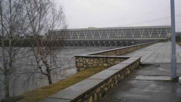 Рижская ГЭС - Sputnik Латвия