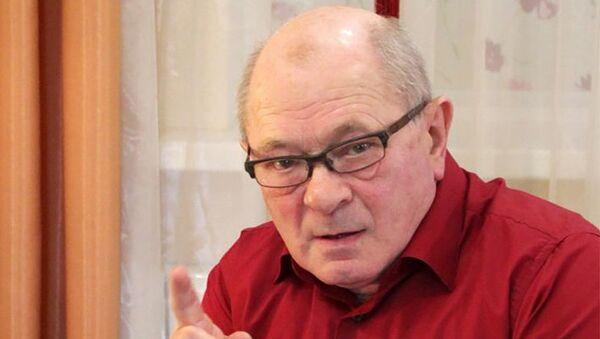 Александр Хуршудов,  эксперт Агентства нефтегазовой информации, кандидат технических наук - Sputnik Латвия