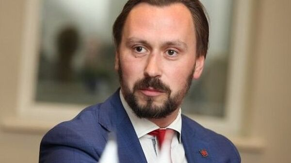 Андрей Мушкарев - Sputnik Латвия