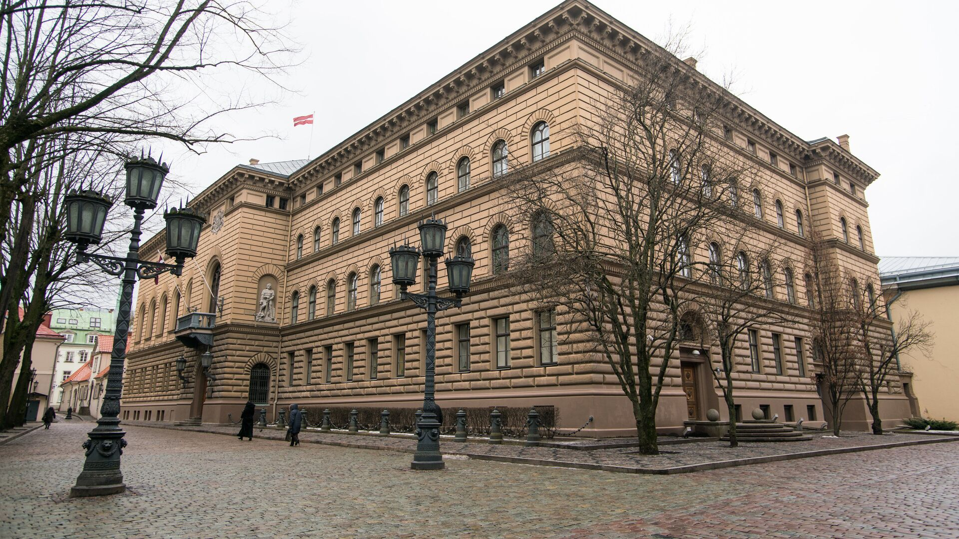 Здание Сейма Латвии - Sputnik Латвия, 1920, 01.04.2021