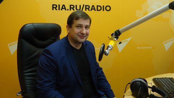 Манойло Андрей Викторович - Sputnik Латвия