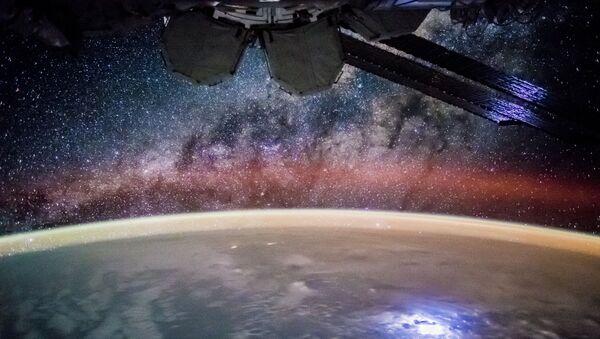Звезды с борта МКС - Sputnik Латвия