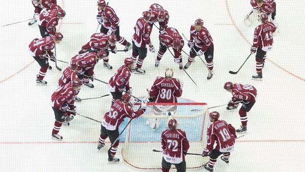 Хоккейный клуб «Динамо» Рига. Архивное фото - Sputnik Латвия