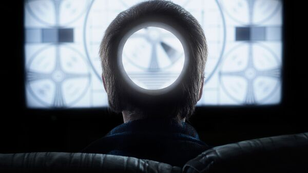 Просмотр телевизора  - Sputnik Латвия