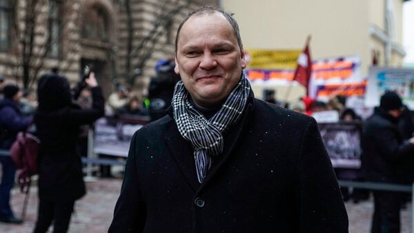 Руслан Панкратов - Sputnik Латвия