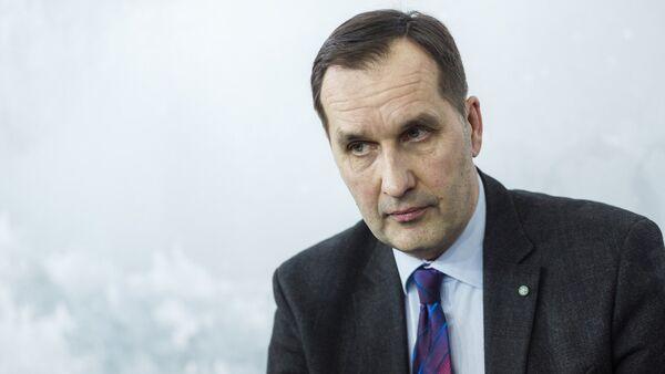 Посол Латвии в России Марис Риекстиньш - Sputnik Латвия