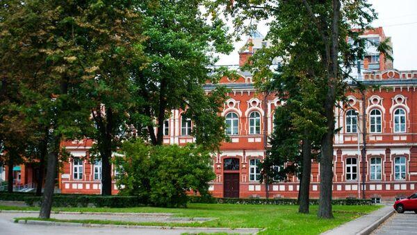 Здание Даугавпилсской городской думы - Sputnik Латвия