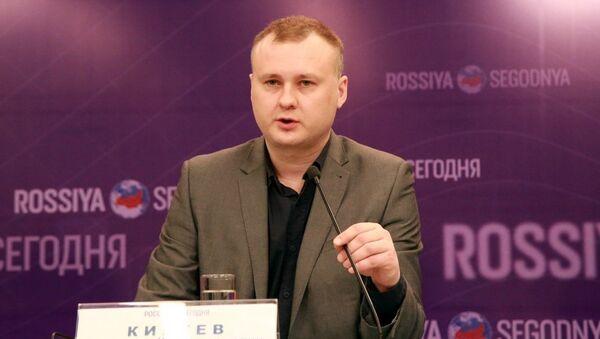 Владимир Киреев - Sputnik Латвия