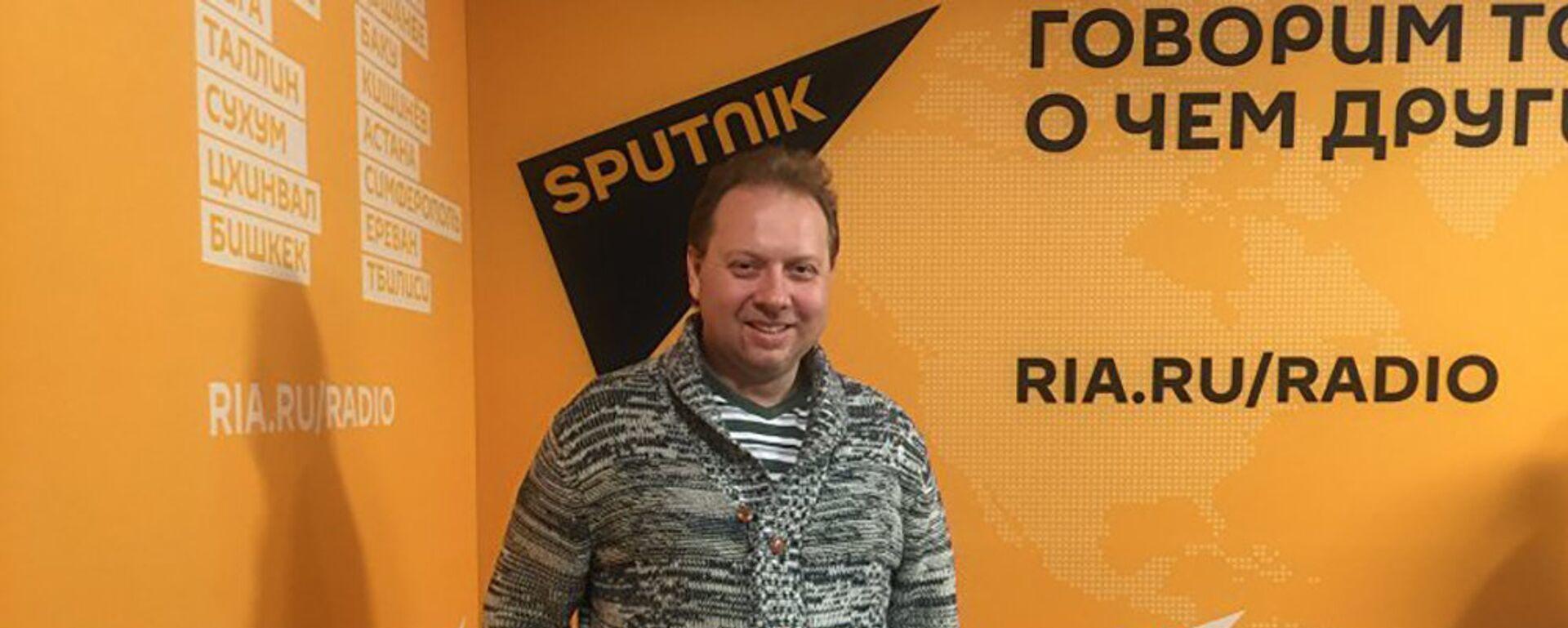 Матвейчев Олег - Sputnik Латвия, 1920, 03.07.2020