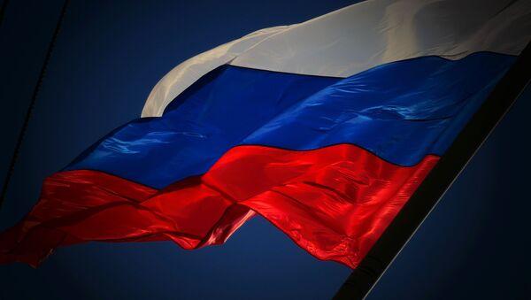 Государственный флаг Российской Федерации. - Sputnik Latvija