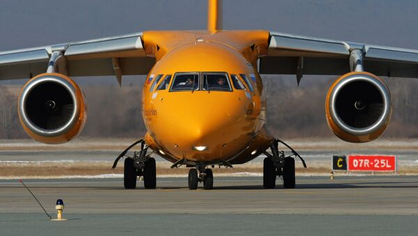 Работа международного аэропорта Владивосток - Sputnik Латвия
