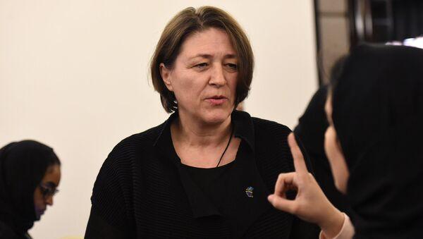 Виолета Булк - Sputnik Латвия