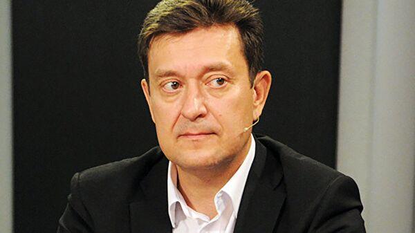 Военный эксперт Иван Коновалов - Sputnik Латвия