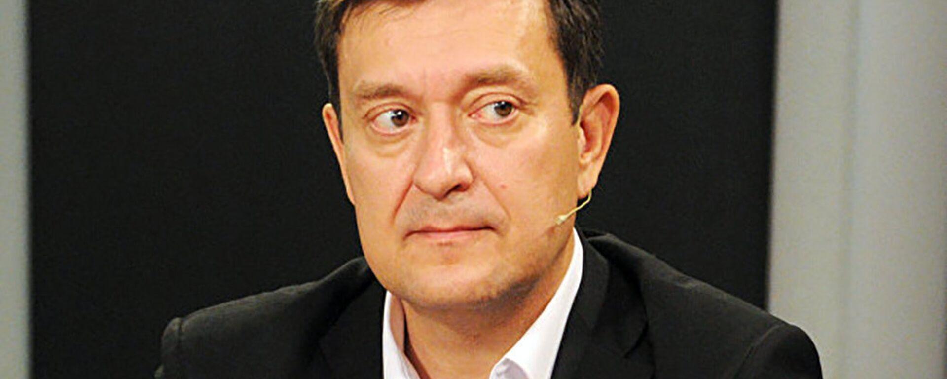 Военный эксперт Иван Коновалов - Sputnik Latvija, 1920, 23.05.2021