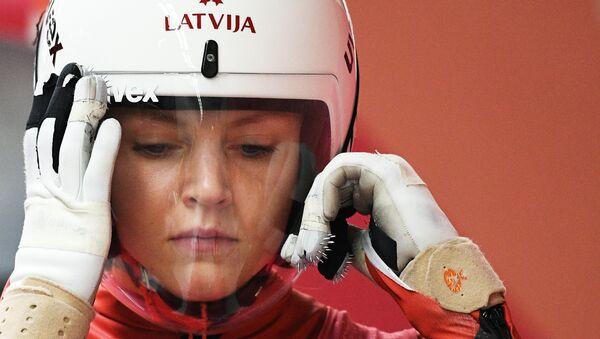 Олимпиада 2018. Санный спорт. Тренировки - Sputnik Латвия