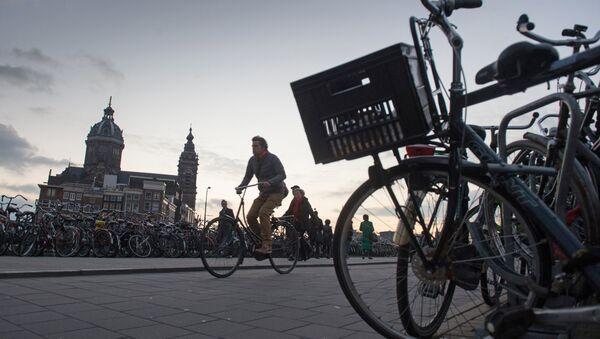 Города мира. Амстердам - Sputnik Latvija