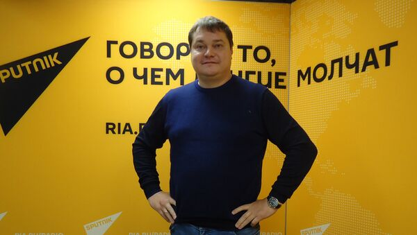 Андрей Малосолов - Sputnik Латвия