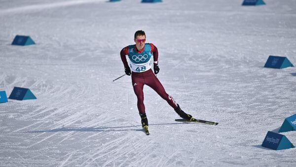 Олимпиада 2018. Лыжные гонки. Мужчины. 15 км. Свободный стиль - Sputnik Латвия