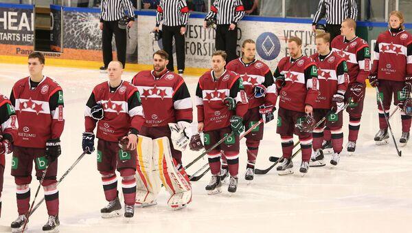 Сборная Латвии по хоккею - Sputnik Латвия