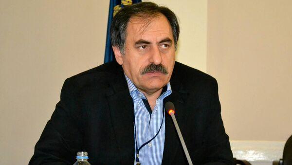 Генеральный директор Финансово-банковского совета СНГ Павел Нефидов - Sputnik Латвия