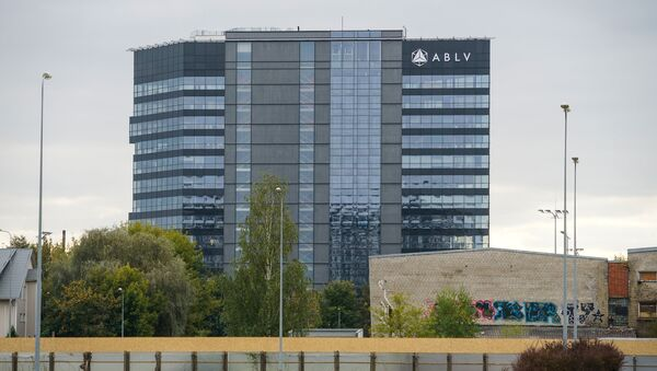 Офис банка ABLV - Sputnik Latvija