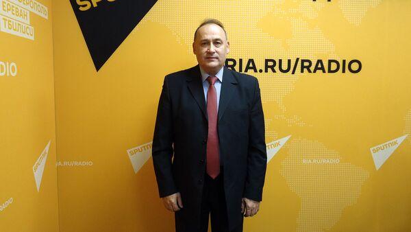 Александр Гусев - Sputnik Латвия