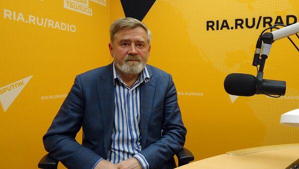 Андрей Масалович - Sputnik Латвия