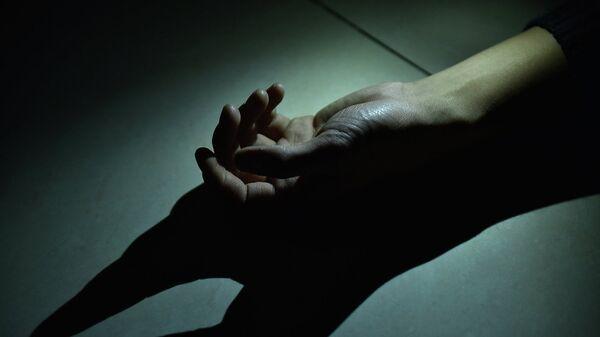 Рука человека - Sputnik Latvija