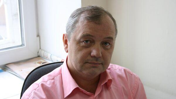 Виктор Марков, старший аналитик инвестиционной компании Церих Кэпитал Менеджмент - Sputnik Латвия