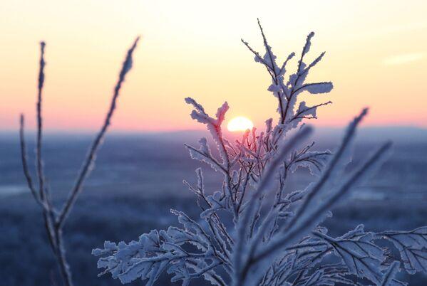 Saullēkts Murmanskā - Sputnik Latvija