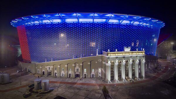 Екатеринбург Арена - Sputnik Латвия