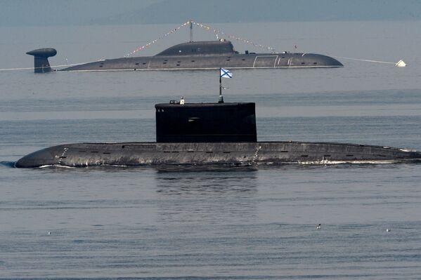 Празднование Дня ВМФ в городах России - Sputnik Латвия