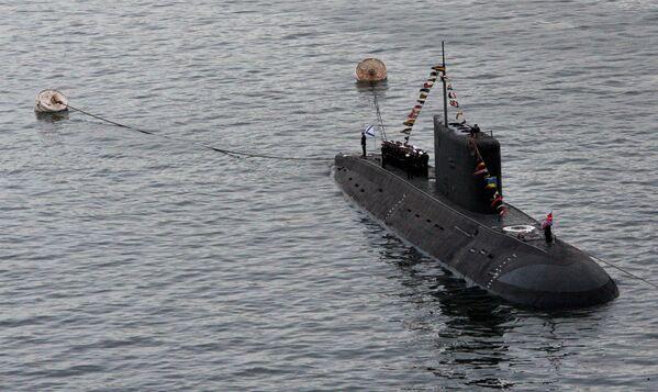 Построение кораблей для участия в военно-морском Параде во Владивостоке - Sputnik Латвия