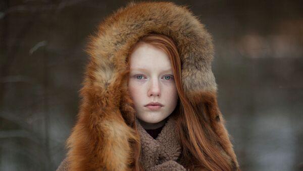 Снимок Lina норвежского фотографа Tina Signesdottir hult из категории Portraiture (Open), вошедший в шортлист фотоконкурса 2018 Sony World Photography Awards - Sputnik Латвия