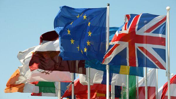 Флаги стран ЕС - Sputnik Латвия