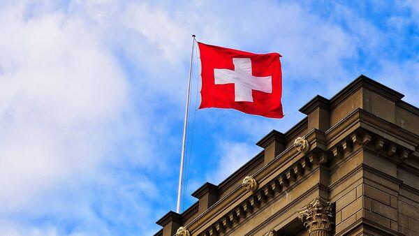 Флаг Швейцарии - Sputnik Latvija