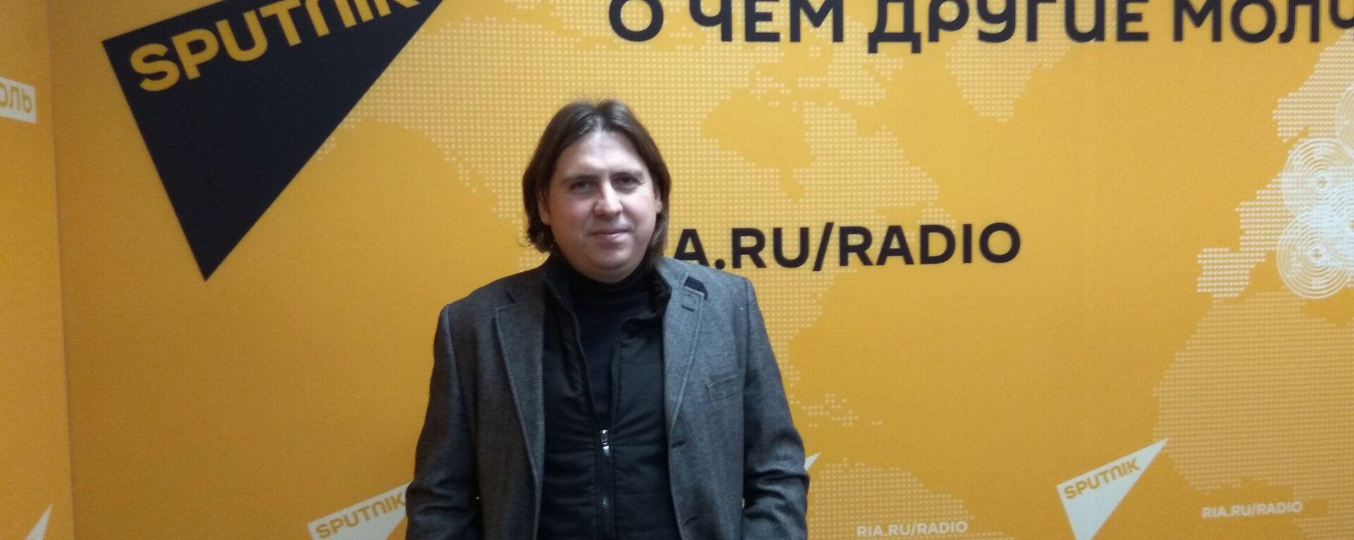 Алексей Гривач  - Sputnik Латвия, 1920, 06.04.2021
