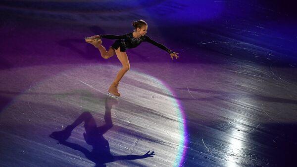 Александра Трусова. Архивное фото - Sputnik Латвия
