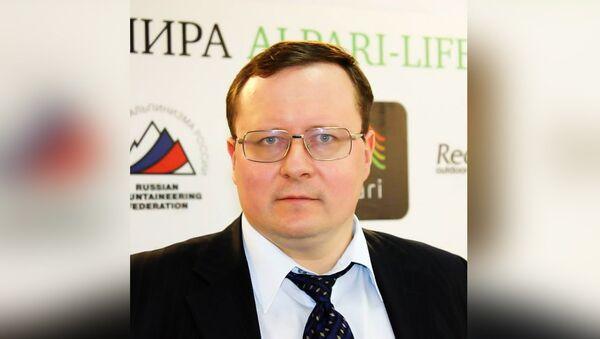 Александр Разуваев - директор аналитического департамента компании Альпари   - Sputnik Латвия