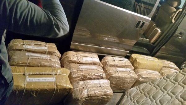 Кокаин, найденный в российском посольстве в Буэнос-Айресе - Sputnik Latvija