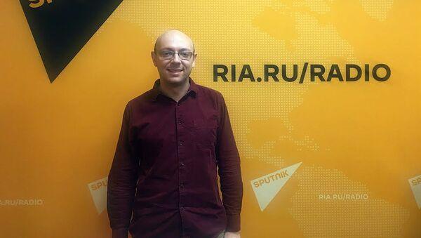 Александр Пиперски - Sputnik Латвия