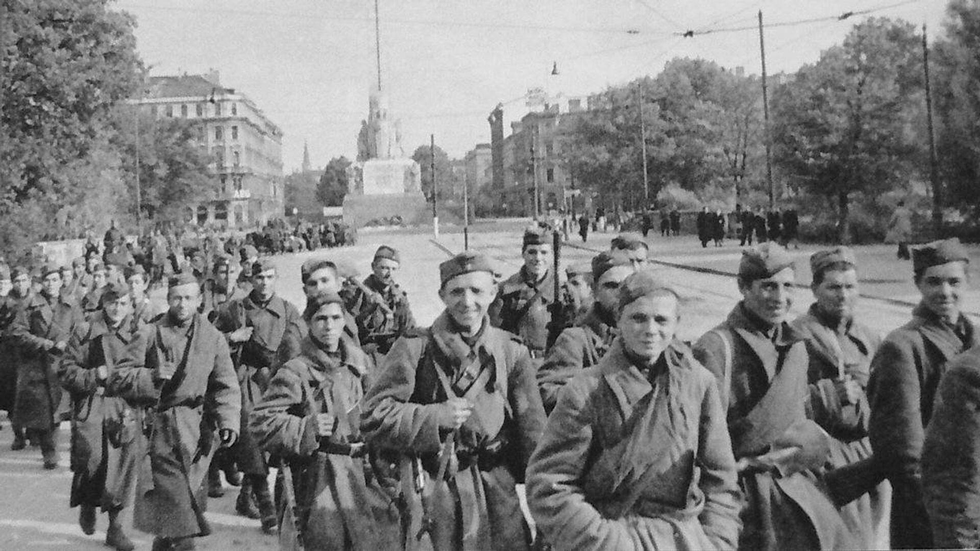 130-й Латышский стрелковый корпус - Sputnik Латвия, 1920, 27.06.2021