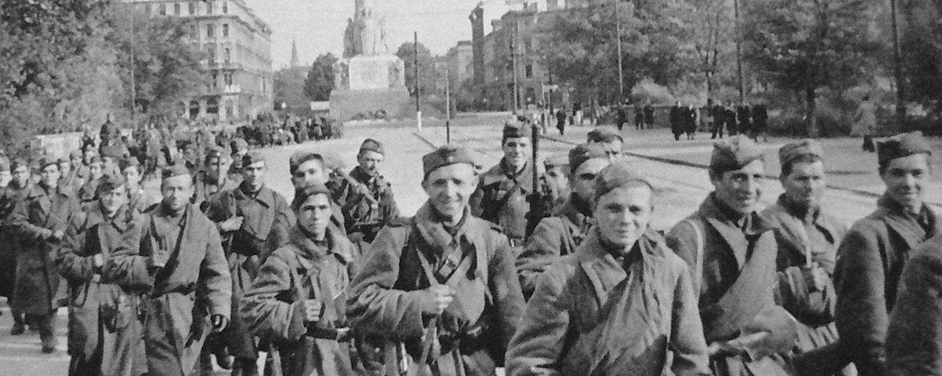 130-й Латышский стрелковый корпус - Sputnik Latvija, 1920, 07.05.2021