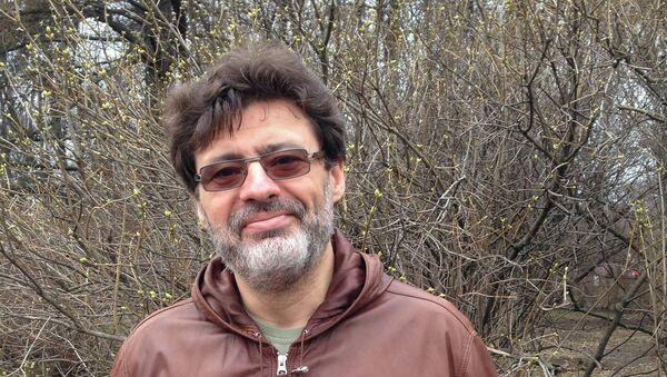 Политолог Дмитрий Юрьев - Sputnik Latvija
