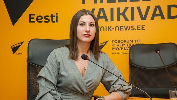 Ольга Иванова - Sputnik Латвия
