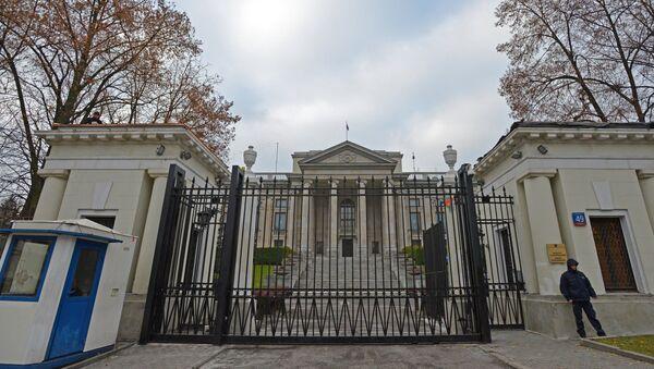 Посольство Российской Федерации в Варшаве - Sputnik Латвия