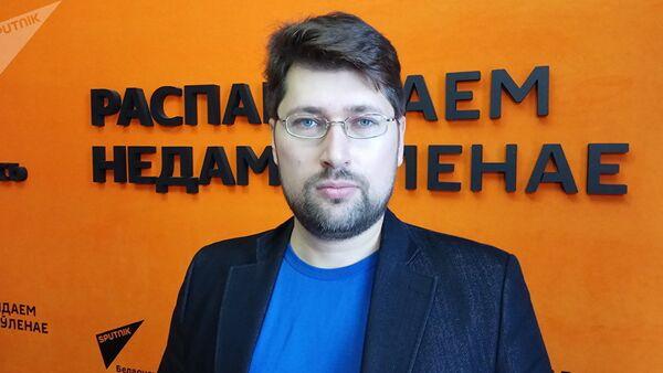 Эксперт Василий Колташов  - Sputnik Латвия