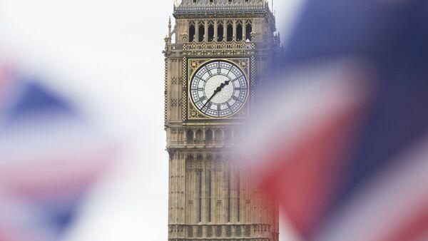 Вестминстерский дворец в Лондоне - Sputnik Latvija