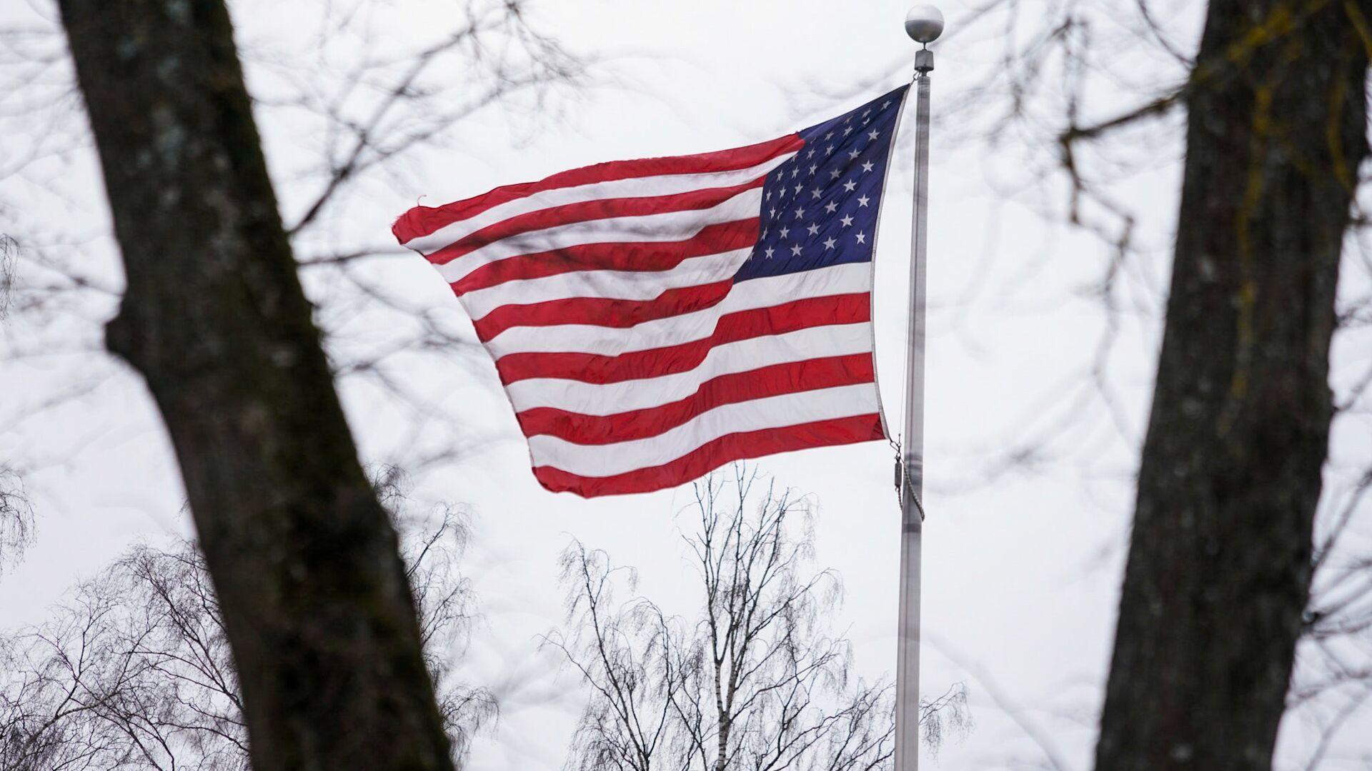 ASV karogs - Sputnik Latvija, 1920, 14.10.2021