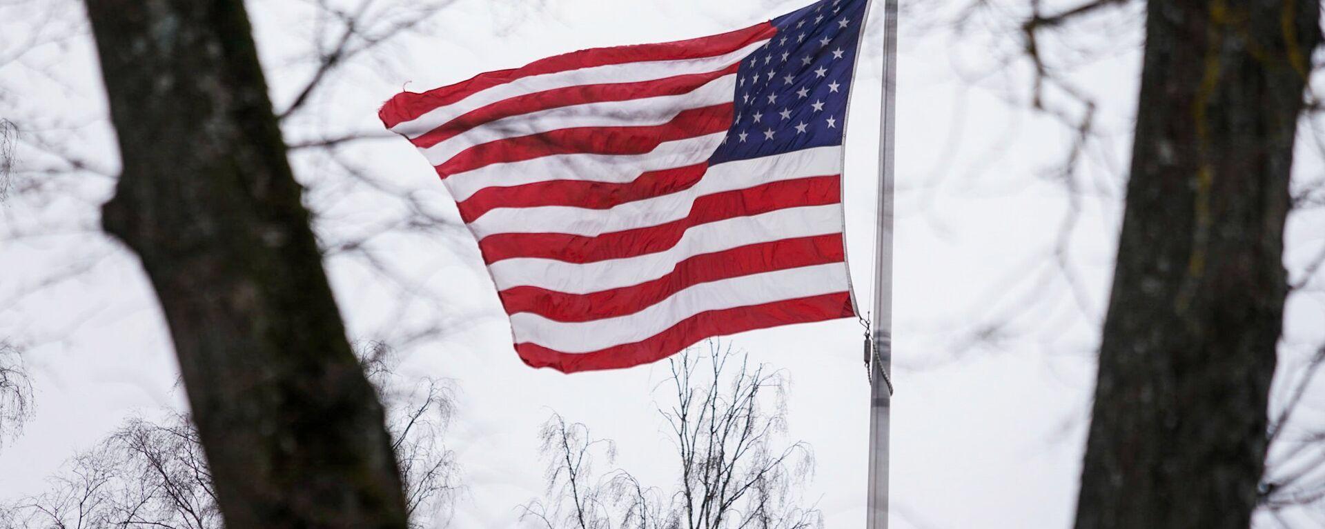 Флаг США - Sputnik Latvija, 1920, 31.08.2020